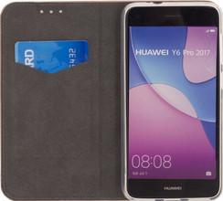 Mobilize Premium Gelly Huawei Y6 Pro (2017) Book Case Roze