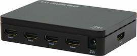 HQ 4 Poorts HDMI Splitter (3D)
