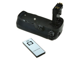 Jupio Battery grip voor Canon 7D MKII (BG-E16)