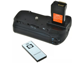 Jupio Battery grip voor Canon 750D/760D (BG-E18)