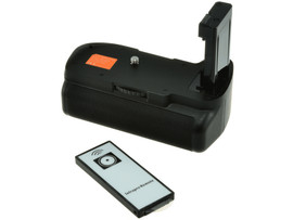 Jupio Battery Grip voor Nikon D5100/D5200