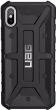 UAG Pathfinder iPhone X Back Cover Zwart