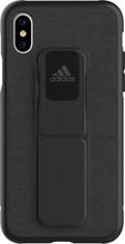 adidas SP Grip iPhone X Back Cover Zwart