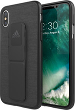 Adidas SP Grip iPhone X Back Cover Zwart