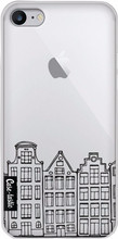 Casetastic Softcover iPhone 8 Amsterdam Canal Houses