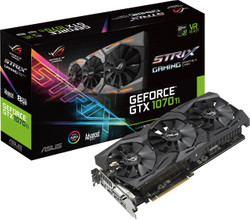 Asus ROG STRIX GeForce GTX 1070Ti A8G Gaming
