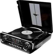 ION Mustang LP Zwart