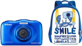 Nikon W100 Backpack kit Blauw
