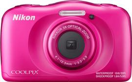 Nikon W100 Backpack kit Roze