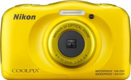 Nikon W100 Backpack kit Geel