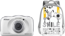 Nikon W100 Backpack kit Wit