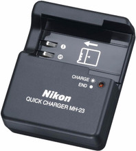 Nikon MH-23 Acculader