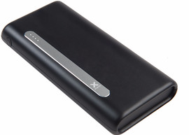 Xtorm Power Bank Rock 20.000 mAh Zwart