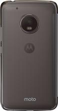 Motorola Moto G5 Touch Book Case Grijs