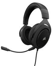 Corsair HS60 Stereo + Surround Sound Gaming Headset Zwart
