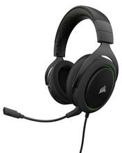 Corsair HS50 Stereo Gaming Headset Groen