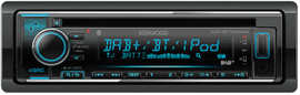 Kenwood KDC-BT720DAB