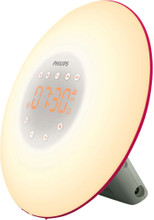 Philips Wake-Up Light HF3506/30 Rood