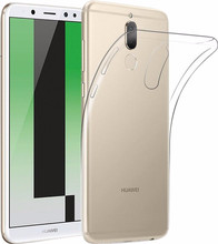 Just in Case Soft TPU Mate 10 Lite Back Cover Transparant