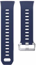 Just in Case Fitbit Ionic Siliconen Horlogeband Blauw