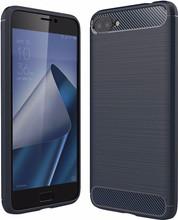 Just in Case Rugged TPU Zenfone 4 Max 5.2 Back Cover Blauw