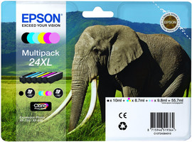 Epson 24 XL Inktcartridge 6 Colour Multipack
