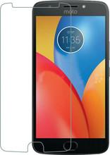 Azuri Gehard Glas Moto E4 Plus Screenprotector Glas Duo Pack
