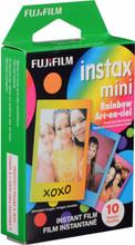 Fuji Instax Colorfilm Mini Rainbow