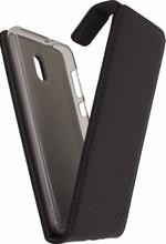 Mobilize Classic Gelly Nokia 2 Flip Case Zwart