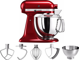 KitchenAid Artisan Mixer 5KSM175PS Appelrood