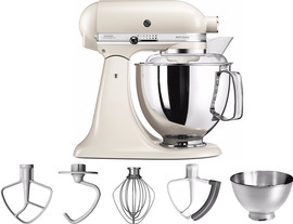 KitchenAid Artisan Mixer 5KSM175PS Cafe Latte