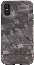 Richmond & Finch iPhone X Back Cover Camouflage