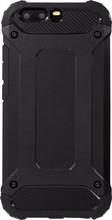 Mobiparts Rugged Shield Huawei P10 Back Cover Zwart