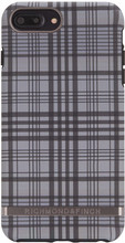 Richmond & Finch iPhone 6+/6S+/7+/8+ Back Cover Checked