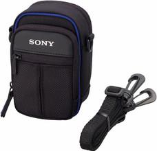 Sony LCS-CSJ Soft Case Zwart