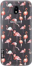 Casetastic Softcover Samsung Galaxy J5 (2017) Flamingo Party