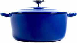 BK Bourgogne Braadpan 24 cm Royal Blue
