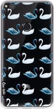Casetastic Softcover Huawei P8 Lite (2017) Swan Party