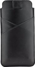 Valenta Pocket Premium iPhone 6/6S/7/8 Pouch Zwart