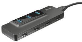 Trust Oila 7 Poorts USB 3.1 Gen 1 Hub