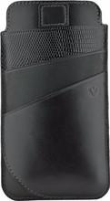 Valenta Pocket Supreme iPhone 6/6S/7/8 Pouch Zwart