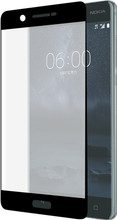 Azuri Nokia 5 screenprotector Edge to Edge Glas