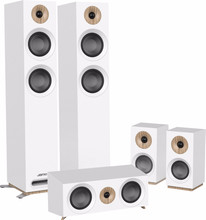 Jamo S807 HCS Surround Set Wit