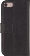 Mobilize 2 in 1 Premium Gelly Wallet iPhone 7 Book Case Zwar