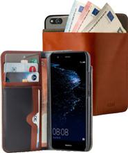 Azuri Full Wallet P10 Lite Book Case Beige?