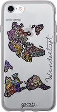 GoCase TPU iPhone 7/8 Back Cover Wunderlast