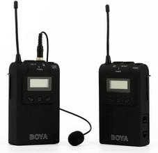 Boya BY-WM6 Lavalier Draadloze Microfoon