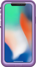 Lifeproof Fre iPhone X Full Body Paars