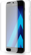 Azuri Protection Galaxy A5 (2017) Full Body Transparant