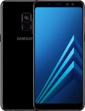 Samsung Galaxy A8 (2018) Zwart BE